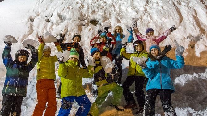 Klettergurt Fibel : Sicherheit: 5 tipps fürs eisklettern mit kindern bergwelten