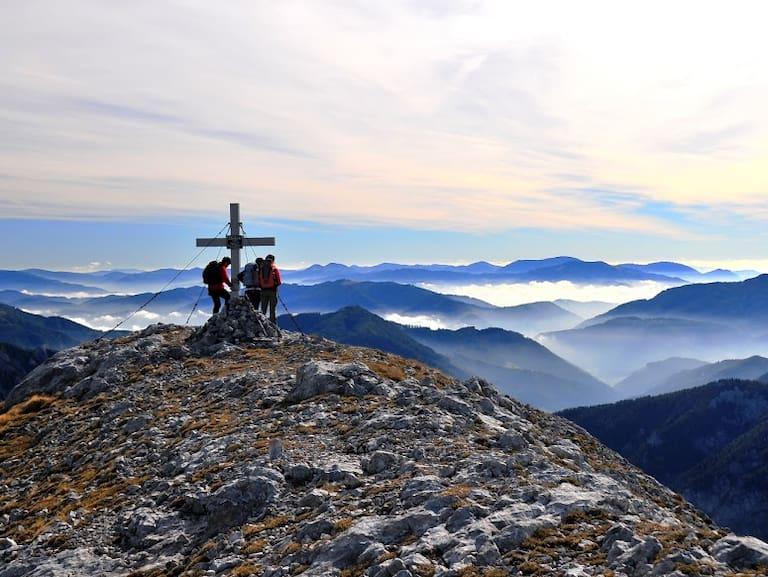 Steiermark: Vom Schiestlhaus nach Seewiesen