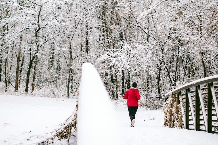 Sport bei Kälte
