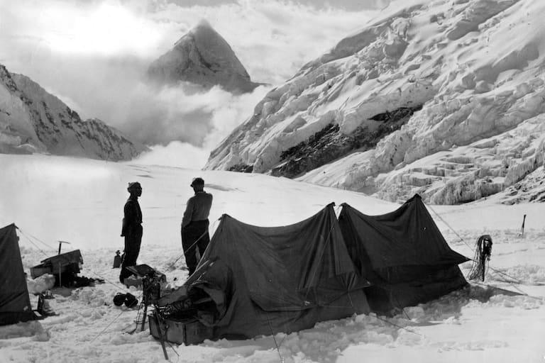 Expedition 1953: Erstbesteigung des Mount Everests