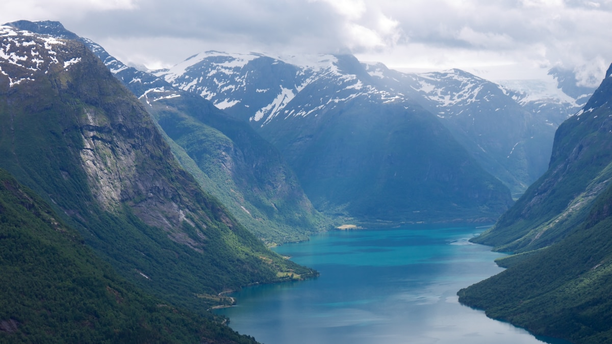 staunen lernen fjord wandern in norwegen bergwelten. Black Bedroom Furniture Sets. Home Design Ideas