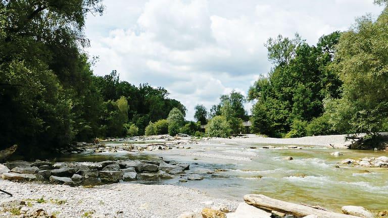 Wandern im Münchner Umland: Entlang der Isar