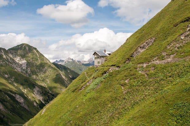 Ursprünglich, einfach, authentisch: 5 wilde Hütten