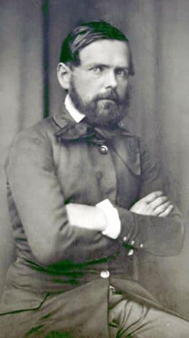 Philosoph Friedrich Theodor Vischer