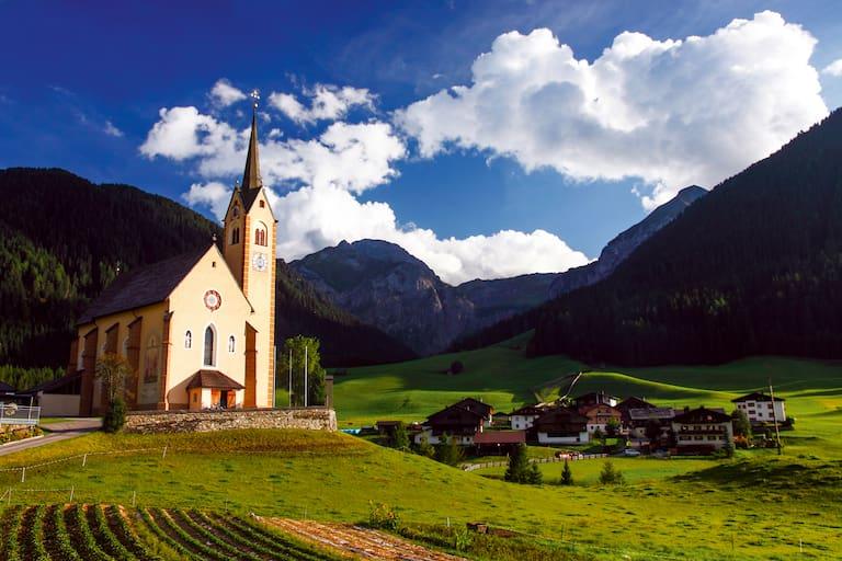 Bergsteigerdorf Kartitsch im Tiroler Gailtal