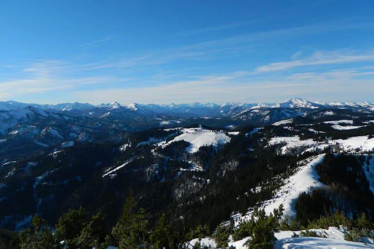 Niederösterreich: Ybbstaler Alpen