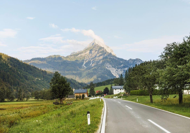 Das Bergsteigerdorf Johnsbach
