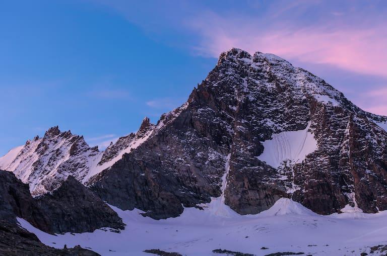 Großglockner im Nationalpark Hohe Tauern