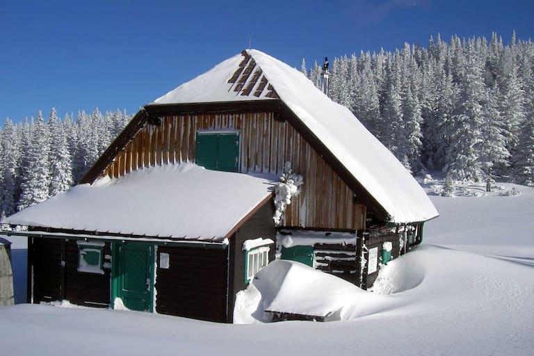 Gloggnitzerhütte in Niederösterreich