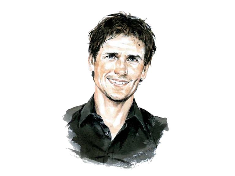 Der dreifache Olympiasieger, Autor und Coach Felix Gottwald