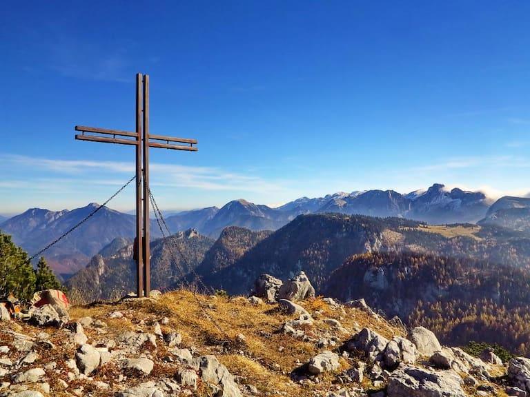 Großer Geiger in der Hochschwabgruppe in der Steiermark