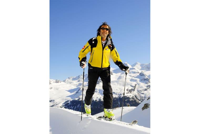 Skitour: Hans Kammerlander