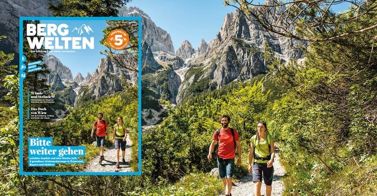 Bergwelten Magazin, AT-Ausgabe (April/Mai 2020)