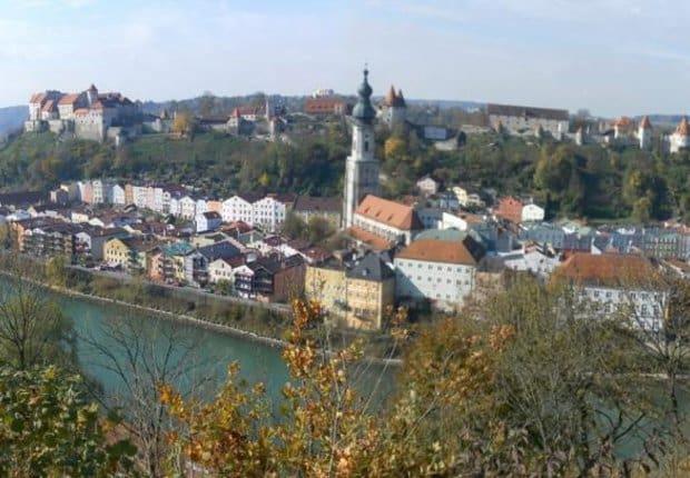 Salzach-Wanderung bei Duttendorf