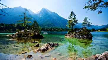 Wandern: Ramsauer Malerweg - 7km - Bergwelten
