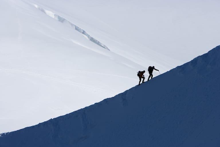 Hochtour: Mont-Blanc-Massiv