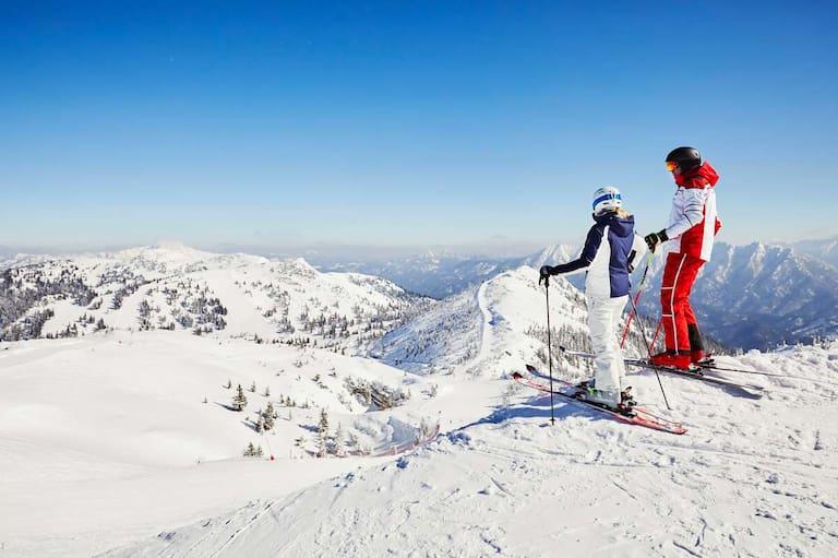 Am 18. und 19. Mai habt ihr nochmals die Möglichkeit im größten Skigebiet Niederösterreichs Ski zu fahren