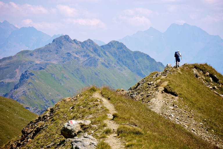 Gratwandern: Am Lasörling Höhenweg in Osttirol
