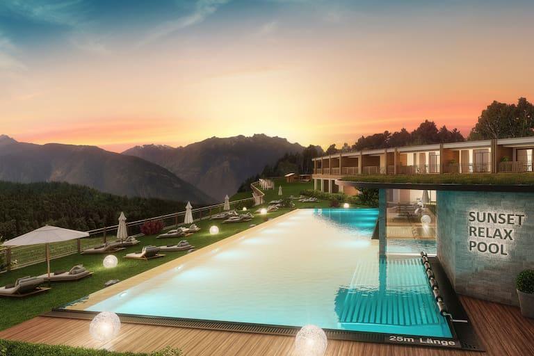 Hotel Chalet Mirabell in Südtirol