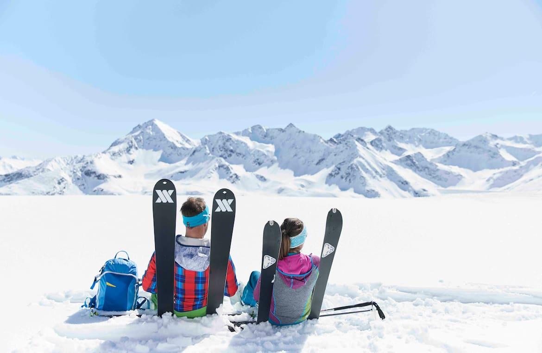 Traumhafte Skitouren und viel Zeit für Entspannung.