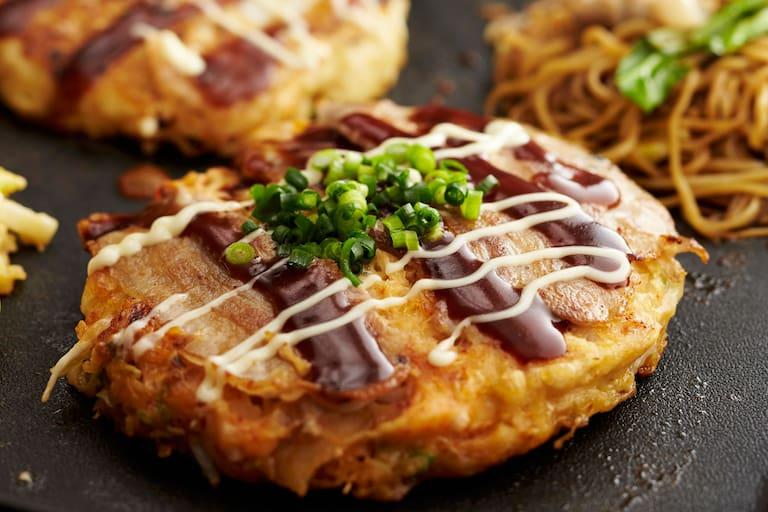 Japan: Okonomiyaki