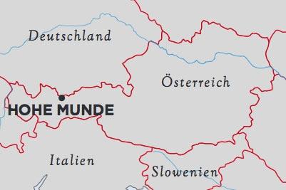Die Hohe Munde In Tirol Bergwelten