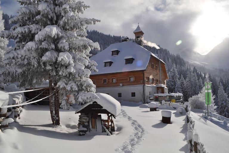 Bochumer Hütte in Tirol