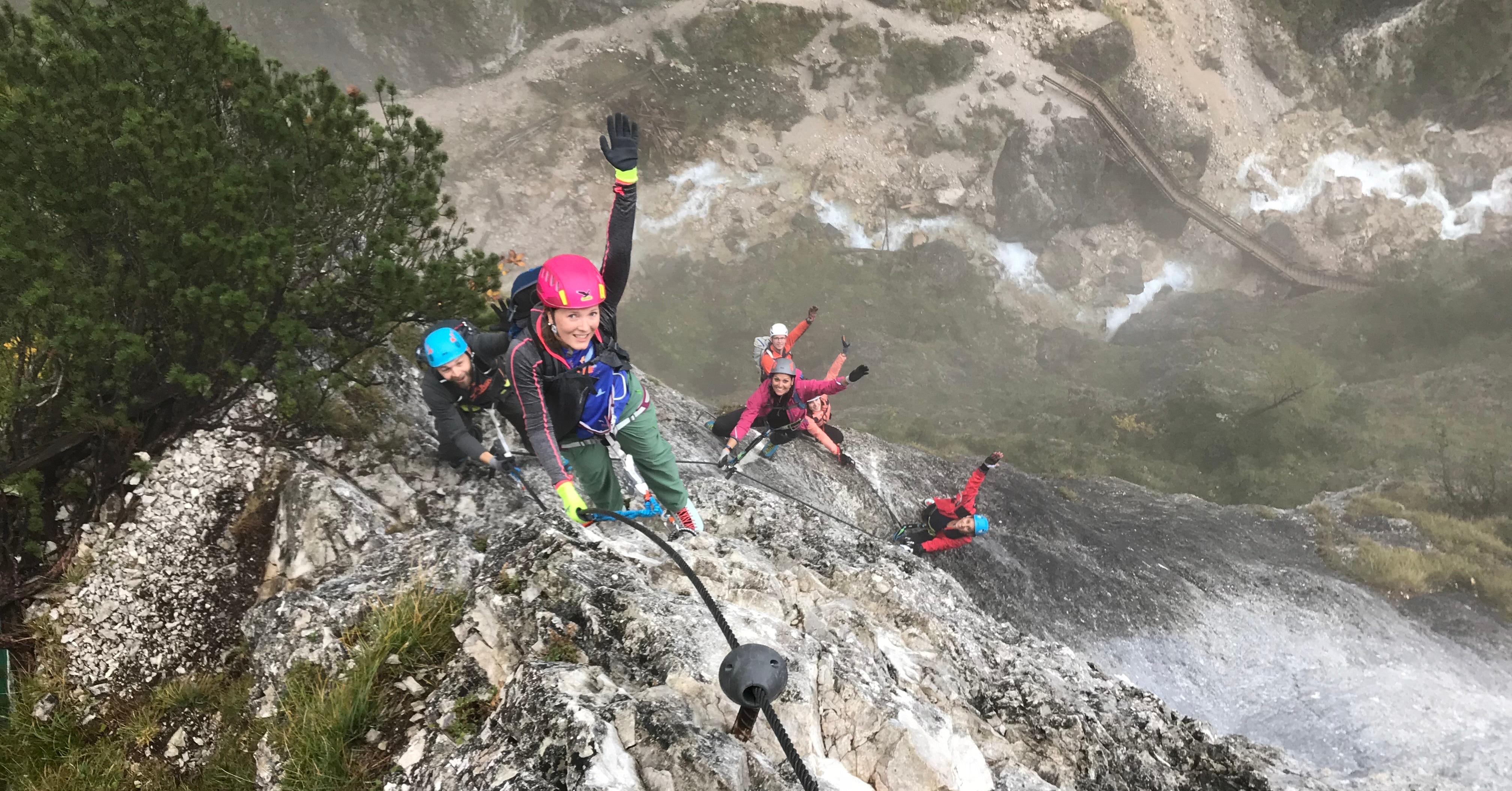 Klettergurt Für Halle Und Klettersteig : Klettersteige antworten für anfänger und wiedereinsteiger