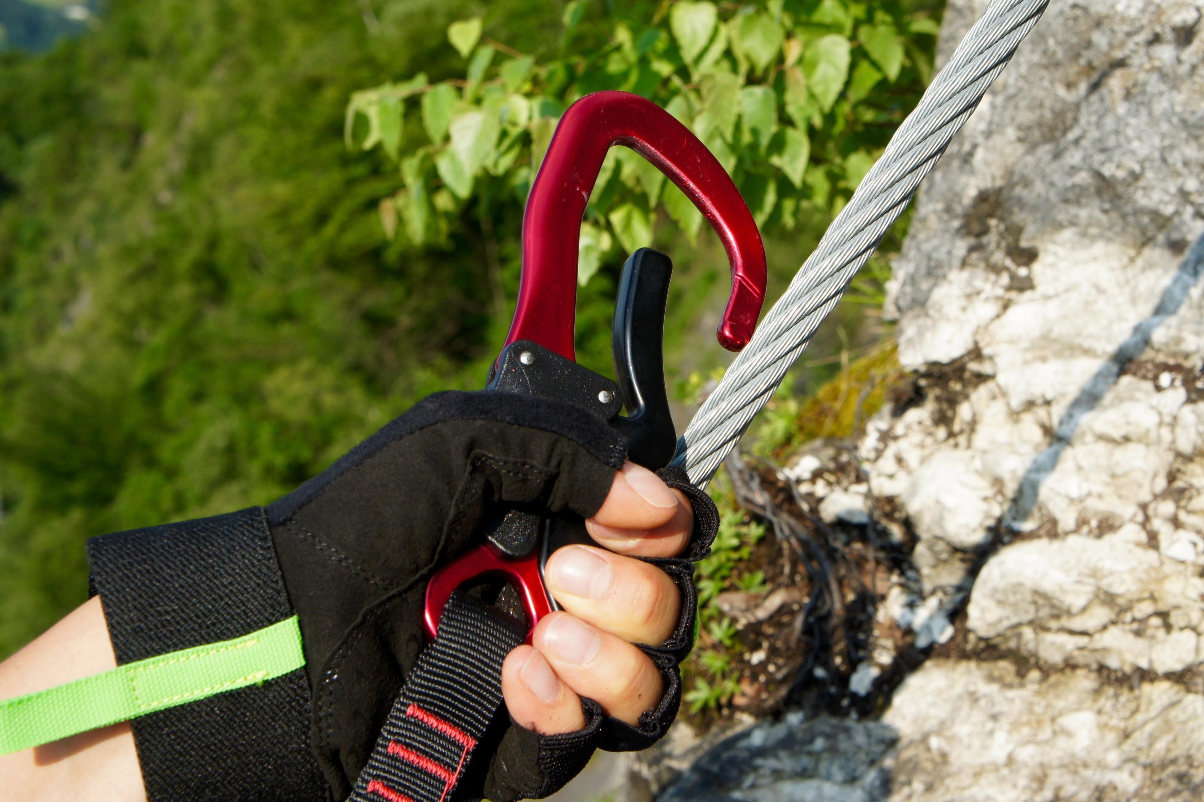 Klettersteig Set : Dinge für den klettersteig bergwelten