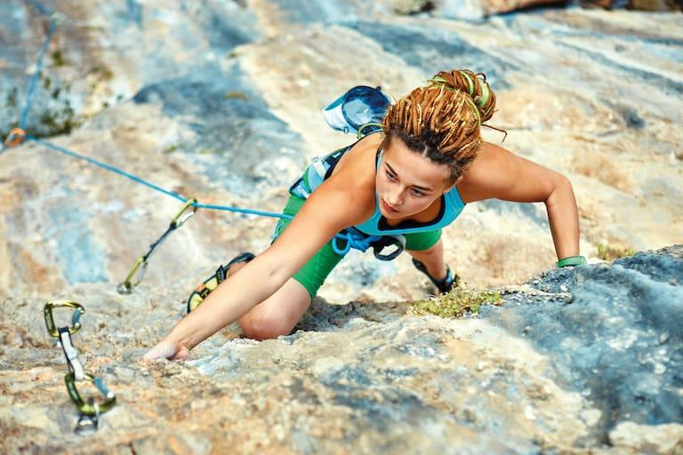 Richtig trainiert & fit am Fels unterwegs