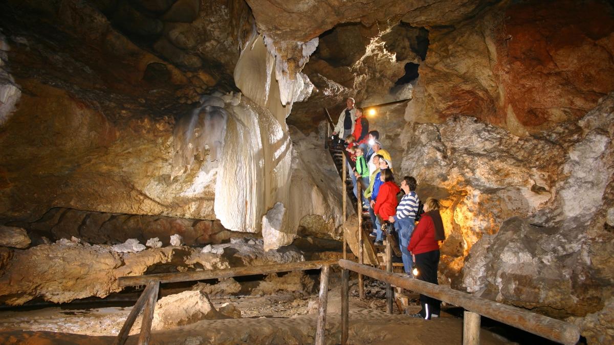 Räuber Heigl Höhle