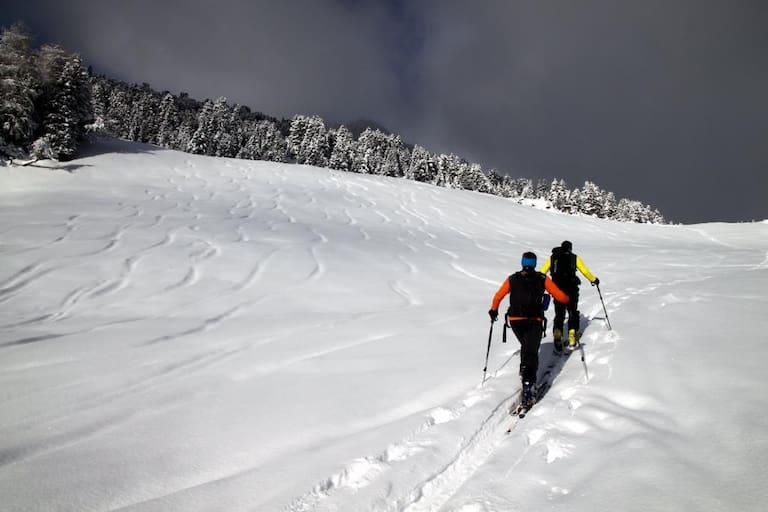 Skitour: Lampsenspitze in Tirol