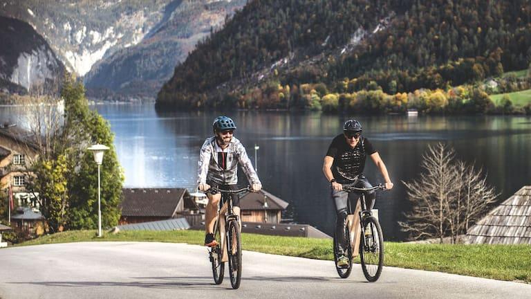 Ein Fahrrad aus Holz – viele Vorteile für Fahrer und Umwelt.