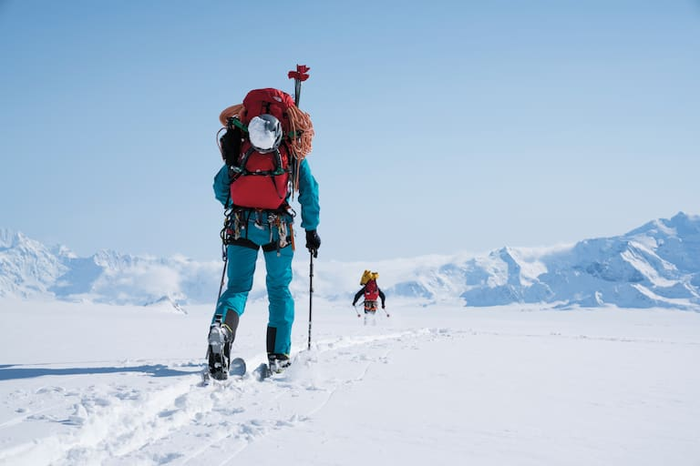 Auf dem Weg zum Lhotse