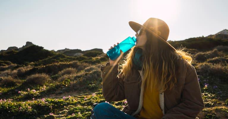 Welches Getränk löscht am besten den Durst und gibt gleichzeitig Energie?