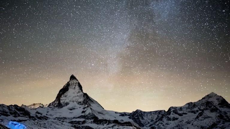 Video: Die Schweiz im Zeitraffer