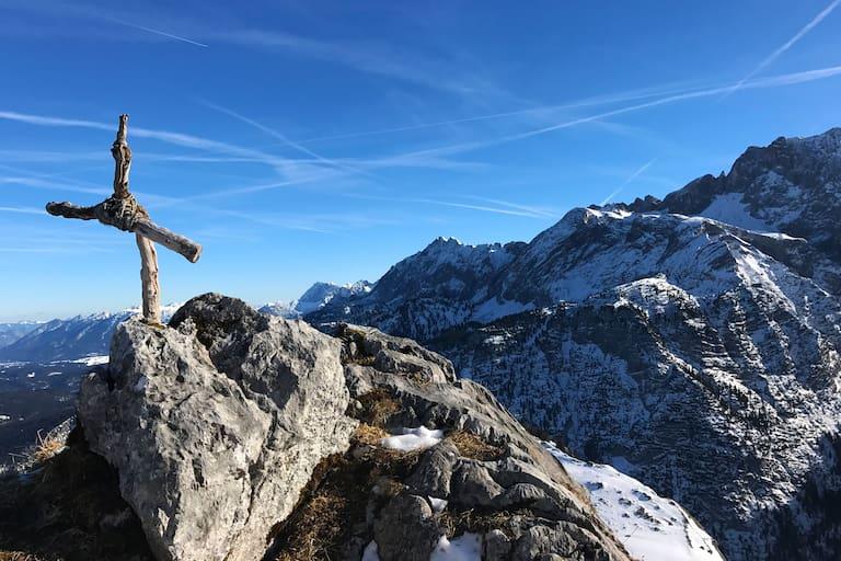 Mauerschartebkopf in Bayern
