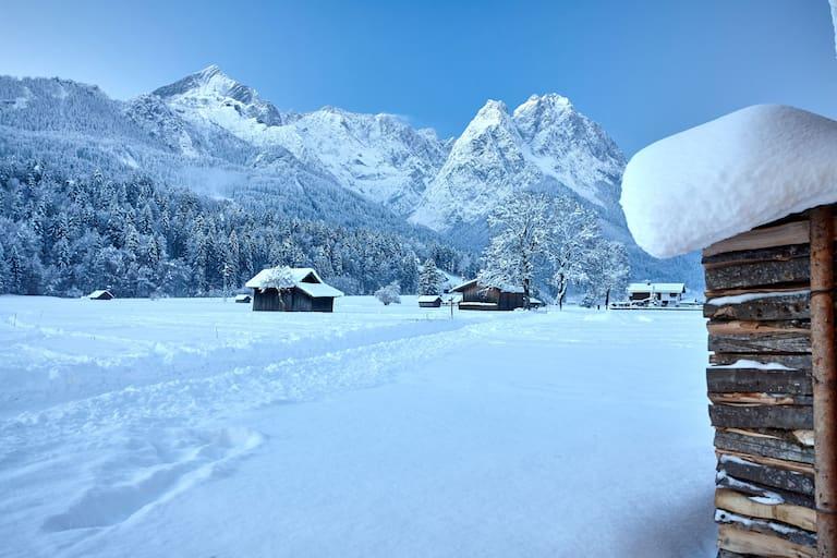 Zugspitze Bayern