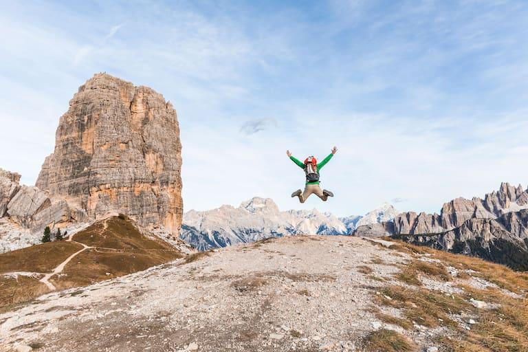 Bergwelten eine Million Unique User