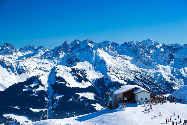 Kleinwalsertal Vorarlberg