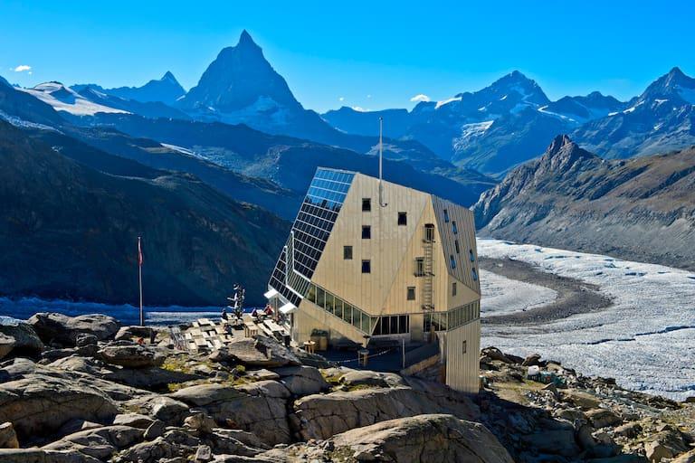 Monte Rosa Hütte
