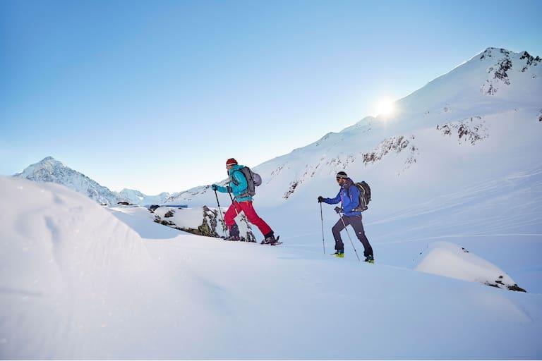 Am Beginn der Osterferien trifft man vielerorts beste Pisten- und Schneebedingungen an (Bild: Kühtai, Tirol)