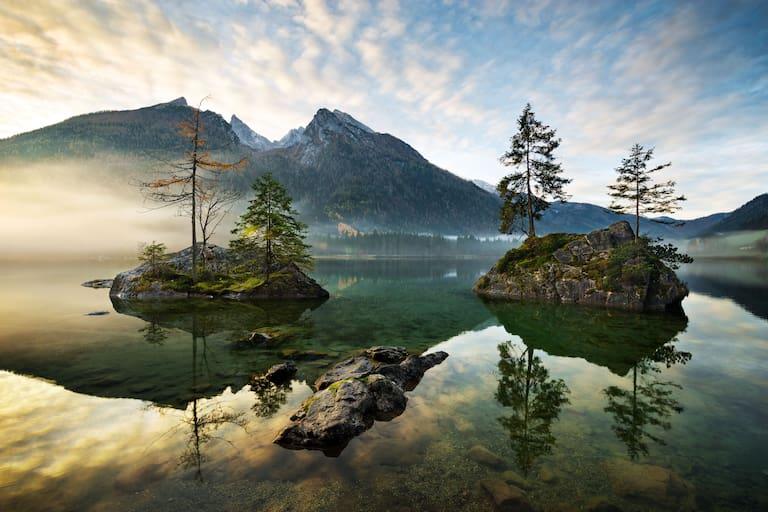 Hintersee Berchtesgaden