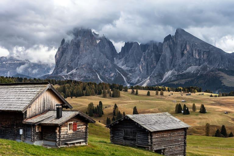 Seiseralm Südtirol