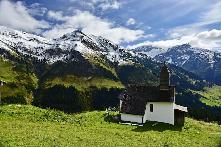 Bürstegg Vorarlberg