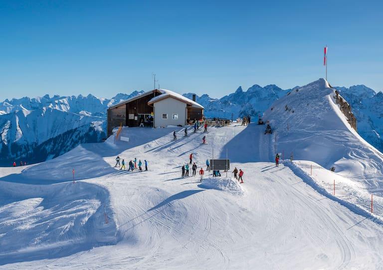 Kleinwalsertal Skifahren