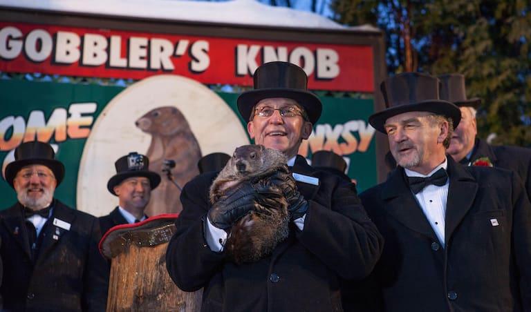 Murmeltiertag Groundhog Day