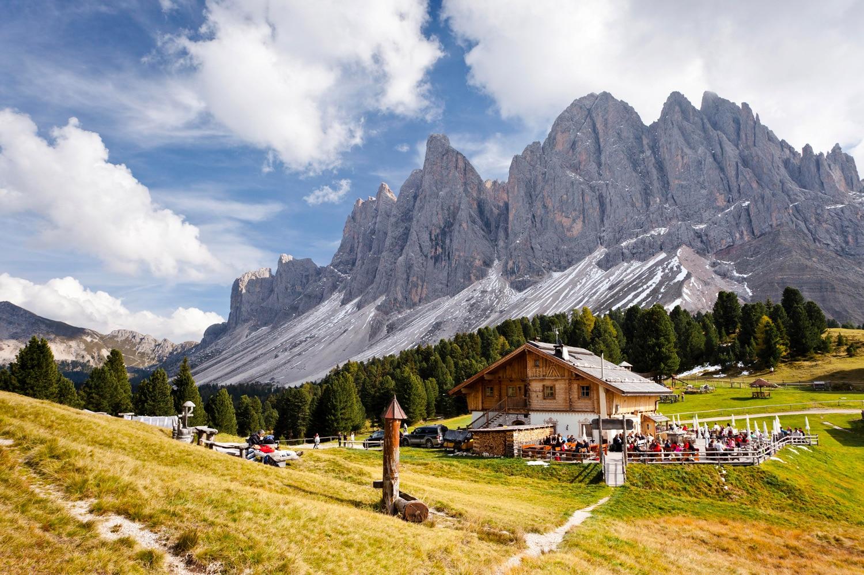 Sass Rigais Klettersteig Villnöss : Bergportrait sass rigais m bergwelten