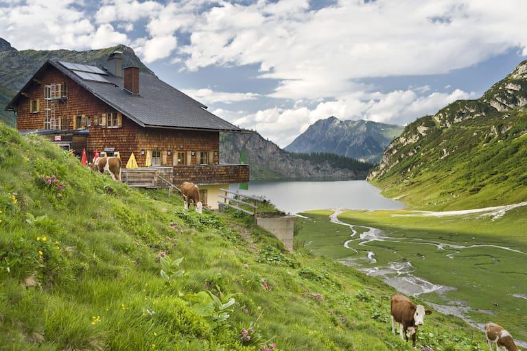 Tappenkarseehütte Salzburg