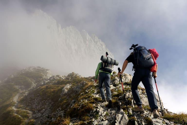 Schüsselkar im Wettersteingebirge